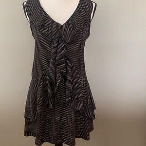 Needle & Thread Ruffle Dress Small